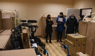 W Piotrkowie Trybunalskim powstaje bezpłatne wypożyczalnia sprzętu rehabilitacyjnego